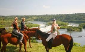 horse back riding in uganda