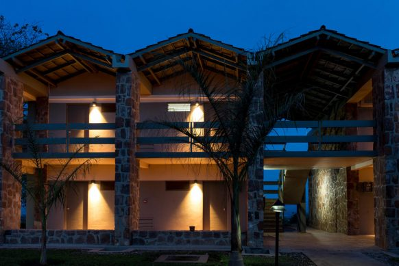 Rwanda safari lodges