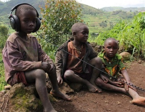 Batwa people (Pygyms)