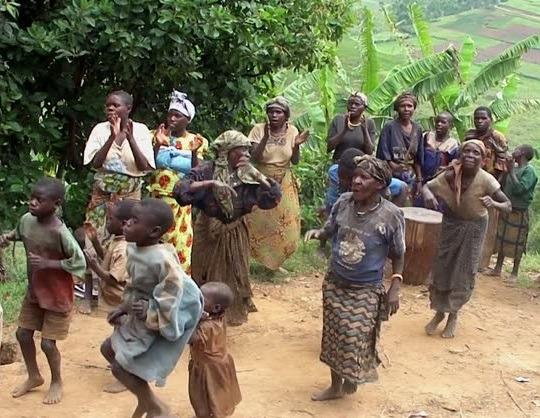 batwa-pygmies