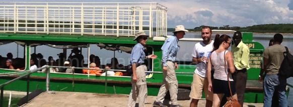 boat-cruise-kazinga uganda safari
