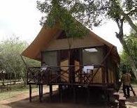 bush lodge uganda safari accommodation