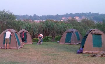 9 days Wilderness Camping Gorilla safari in Uganda tour