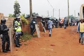 security personnel in uganda