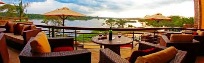 Chobe Safari Lodge in Murchison falls National Park
