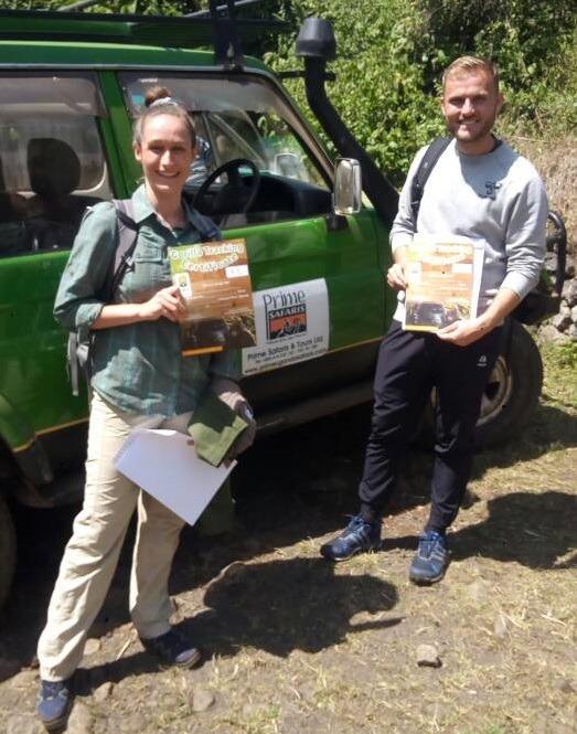 1Day Gorilla Trekking Safari in Bwindi Impenetrable National Park