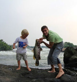 1 Day Jinja Sport Fishing Tour
