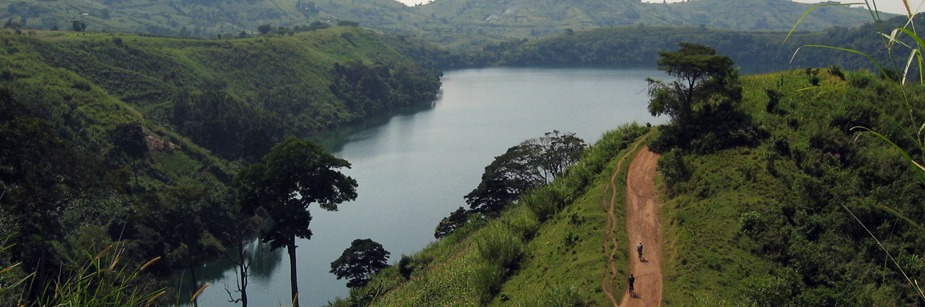 fort portal crater lake uganda safaris