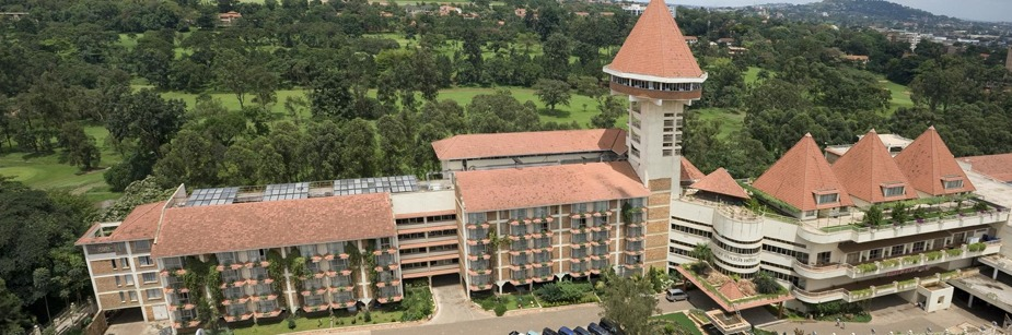 golfcourse hotel -kampala midrange hotel