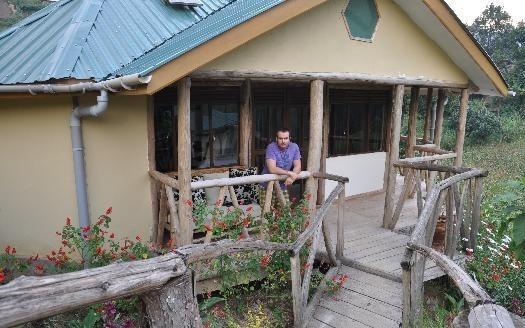 Gorilla Safari Lodge in Bwindi