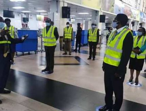 Government Sets Strict SOP's Ahead of Reopening Entebbe International Airport