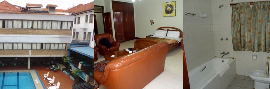 grand imperial hotel -midrange accommodation in kampala