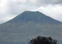 Mount Karisimbi in Rwanda
