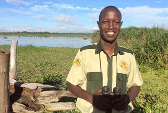 kasaija Denis - Safari Guide