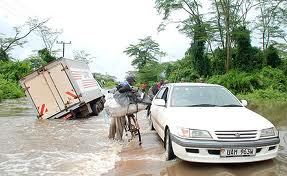 kasese Rivers flood