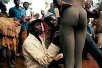 circumcision ceremony in mbale