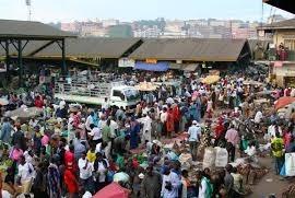 Owino market Uganda