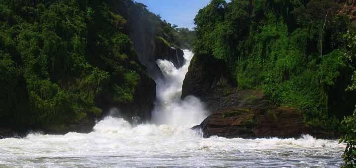 Murchison Falls- The World's Most Powerful Waterfall Under Attack!!! – Uganda Safari News