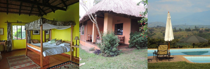 ndali lodge-accommodation in kibale