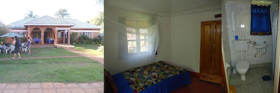 new court view hotel- accommodation on a uganda safari