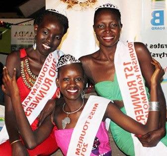 miss tourism for karamoja region