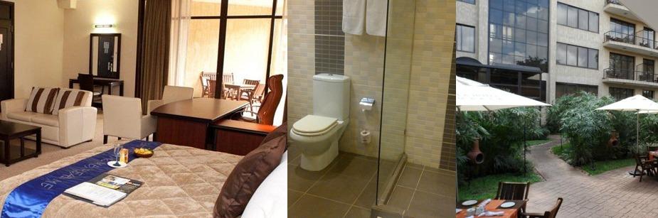protea hotel kampala - midrange accommodation on a uganda safari