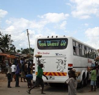 road side vendors- uganda