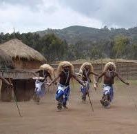 Iby' iwachu cultural dancers