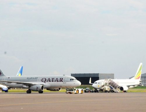 Rwanda opens airport for airlines worldwide return to the skies
