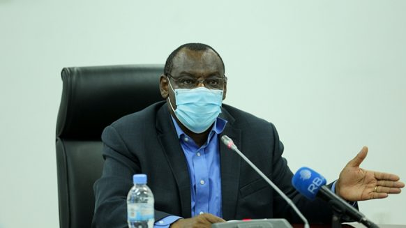 Rwanda Coronavirus Update 20th June