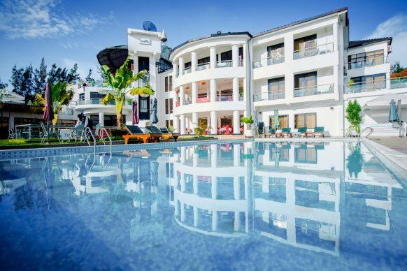 The Mirror Hotel Rwanda