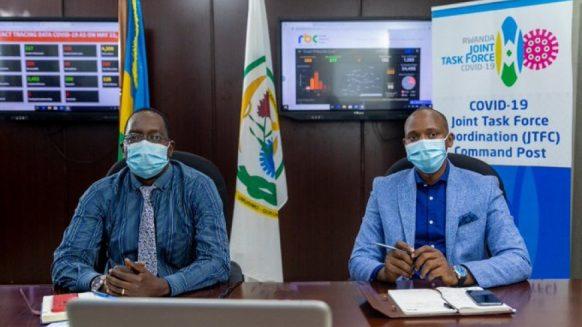 Rwanda Coronavirus Update 22nd June