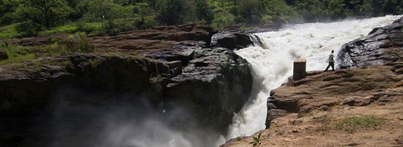 top-of-murchison-falls uganda safari