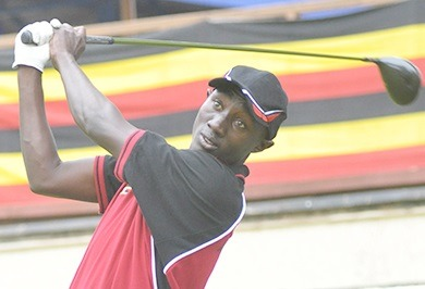 uganda golf tournament