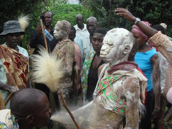bagishu mbalu ceremony uganda safari