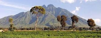 volcanoes -national park
