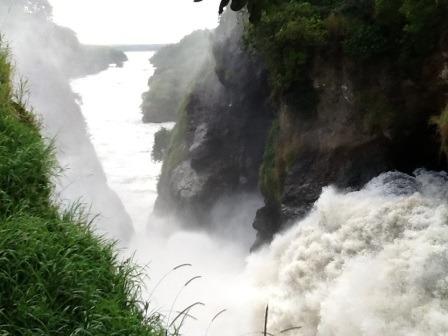 murchison water falls