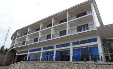zebra hotel - masaka